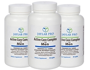 Active Core Complex for Men 3 Pack