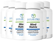 MindMatrix 6 Bottles