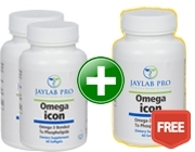 Omega Icon 3 Bottle Offer